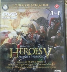 Heroes might and magic 5
