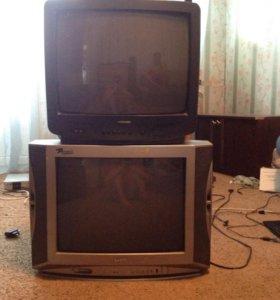 Продам 2 рабочих телевизора