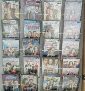 DVD. CD диски( фильмы, мультфильмы, игры, музыка,