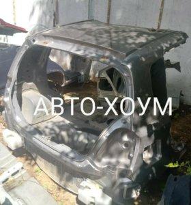 Задняя часть, крыло авео Т250 хетчбек