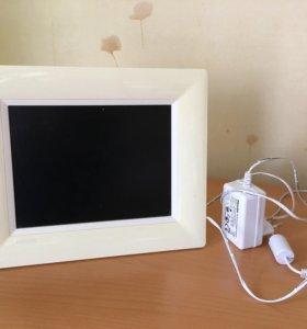 Рамка для фото электронная Philips