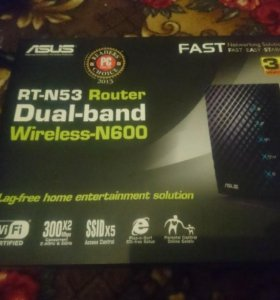 Router Asus Wireless-N600