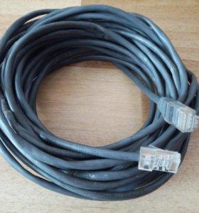 Патч корд (кабель) 10м