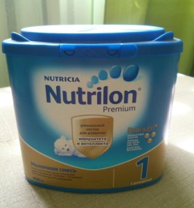 Детское питание nutrilon 1