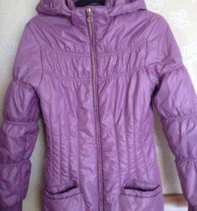 Куртка на девочку10-11лет