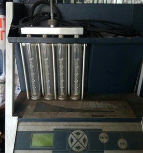 Апарат для промывки форсунок