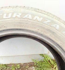 Шина Bridgestone Turanza 225/55/r17