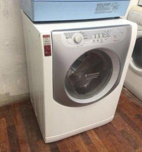Стиральная машина Aqualtis от HP-Ariston 6kg.