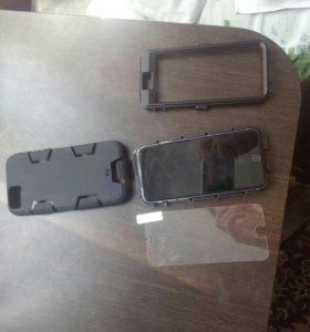 Бронированный чехол на айфон 6
