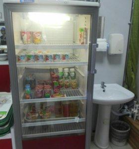Холодильник витрина Бирюса