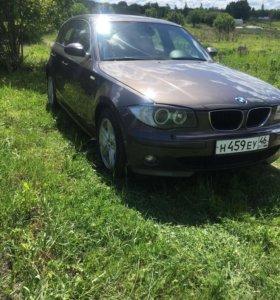 BMW 120i 2007г.149л.с.2л. мотор