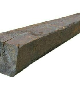 Шпала б/у деревянные