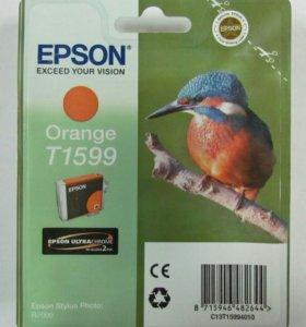 Набор картриджей Epson T1590-T1599