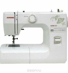 Продам Janome Juno 507 швейная машина