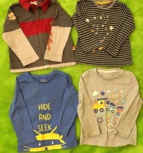 Пакет вещей для мальчика р.92-98см