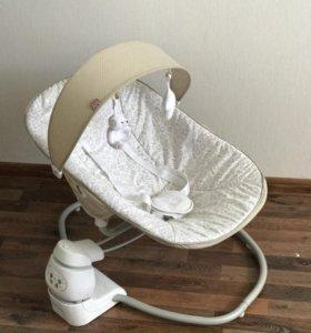 Электрокачели для ребёночка с рождения
