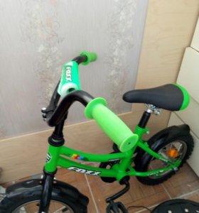 Нлвый детский велосипед