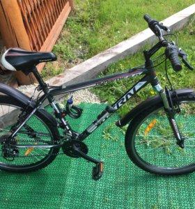 Велосипед горный. С документами