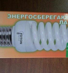 Лампа КЛЛ 25W Е 27
