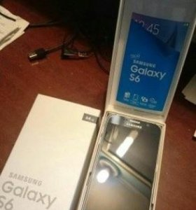 Galaxy s6 золотистый