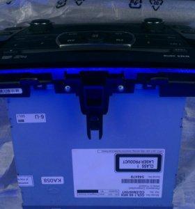 Штатная магнитола Mazda 6 GH