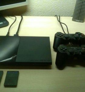 Sony PlayStation 2 +3 игры