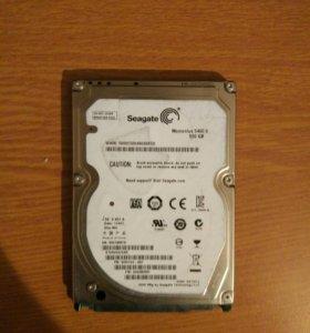 Хард диск на ноутбук 500гб