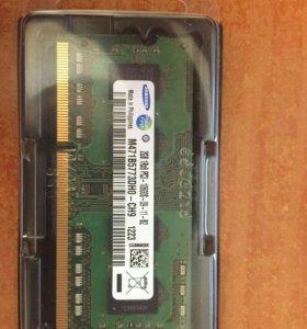 ОЗУ Samsung DDR3 для ноутбука