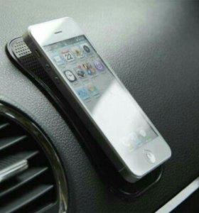 Держатель, липучка для телефона в авто