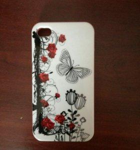Чехол для iPhone 4/4s