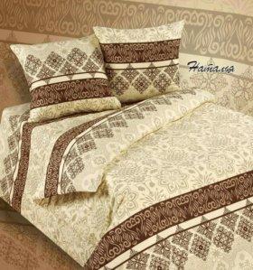 Комплект постельного белья 2 спальный, поплин