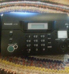 Телефон - факс Panasonic