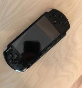 PSP 3000 (3008) прошитая