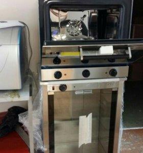 Комплект конвекционная печь и расстойка