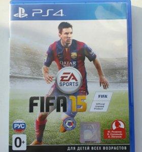 Продам Fifa 15