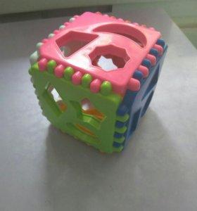Куб конструктор