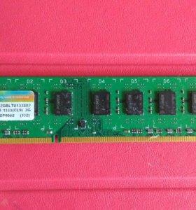 Оперативная память SILICONE POWER 2G