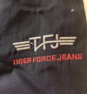 """Зимний мужской пуховик / фирмы """" Tiger Force """""""