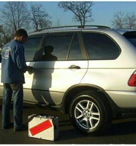 Аварийное вскрытие вашего автомобиля