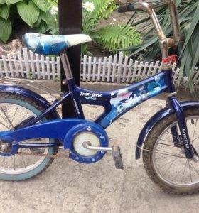 Велосипед от 4х лет
