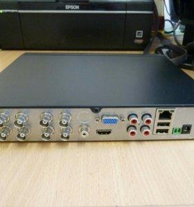 Видеорегистратор 8 портов 1080N (камеры до 2Мп)