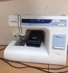 Отремонтирую швейную машину и оверлог.