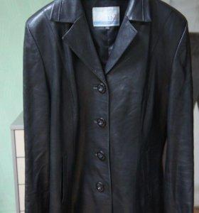 Куртка женская натуральная кожа 50-52