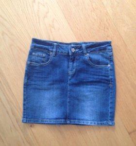 Юбка джинсовая Bestiary новая