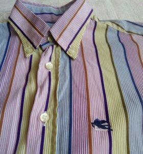 Рубашка ETRO (италия) рост 164см
