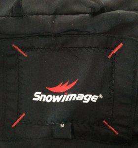 "Осенняя мужская куртка/ фирма "" Snowimage """
