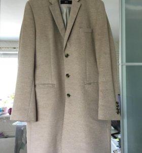Пальто демисезон Hugo Boss мужское