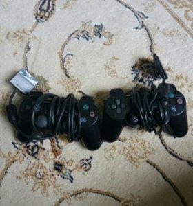 Продаю джойстики на Playstation 2