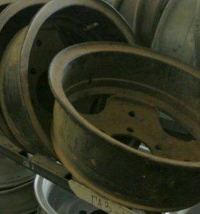 Диски колесные и передняя балка 4301