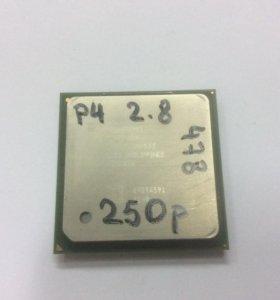 Intel Pentium 4 2,80ghz/1M/533